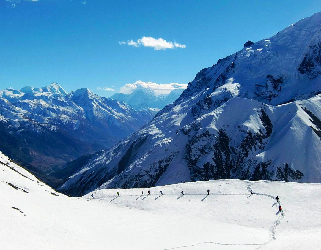 NepalaYak offer programs for anyone, any levels, any ages, because everyone can make it to the Himalayas.