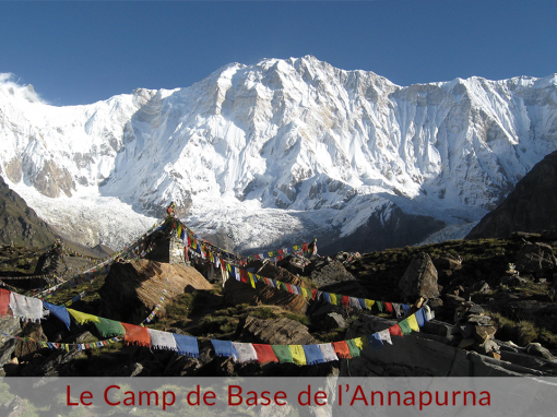 The Annapurna Base Camp