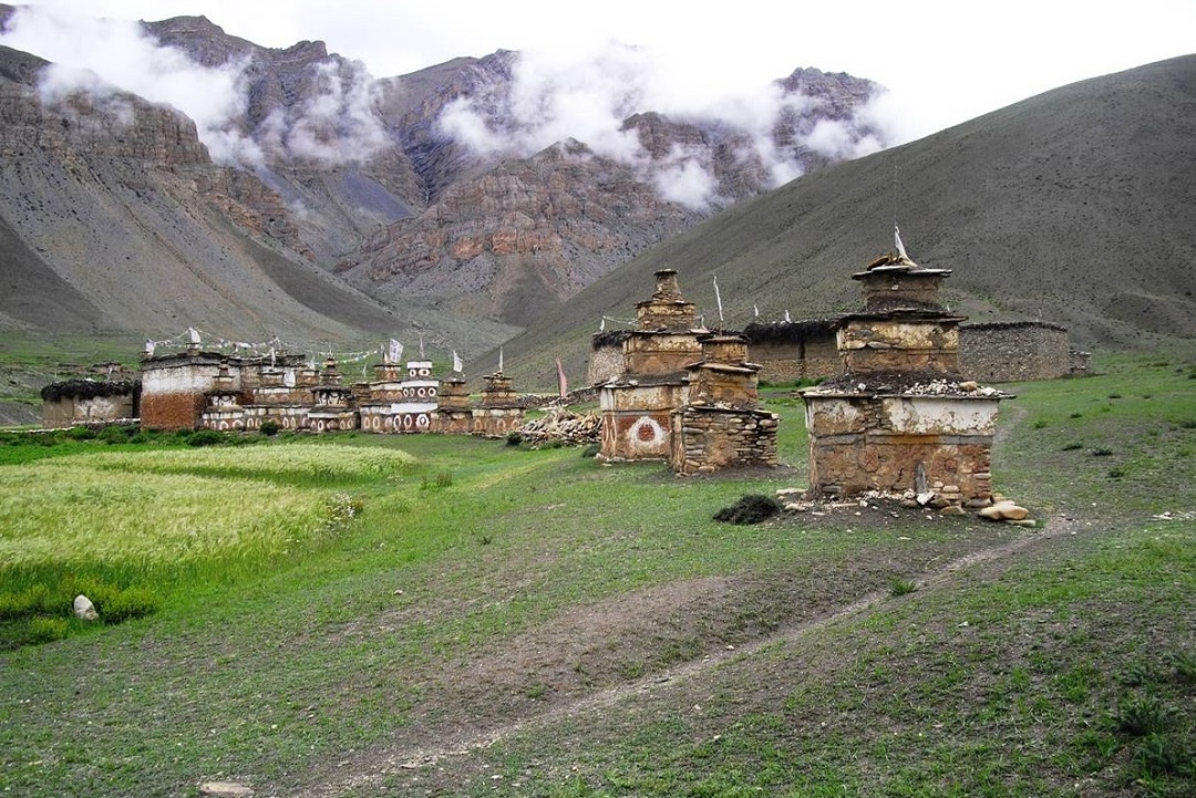 Trekking of the Bas Dolpo in Nepal