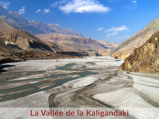 The Kaligandaki Valley