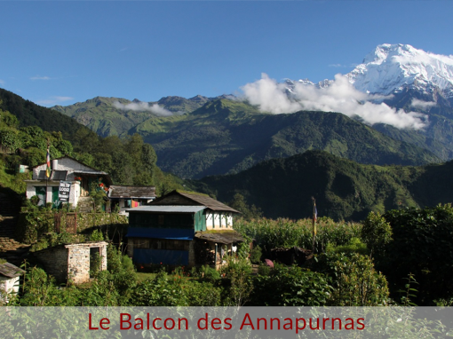 The Annapurna Balcony